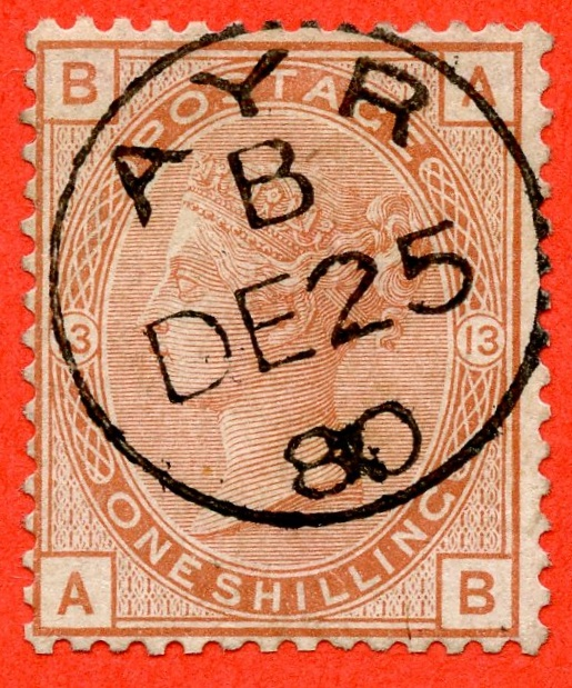Featured Stamps